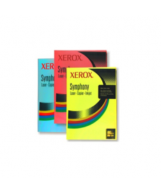 Carton color intensA4 Xerox Symphony, 250 coli/top, 160 g/mp