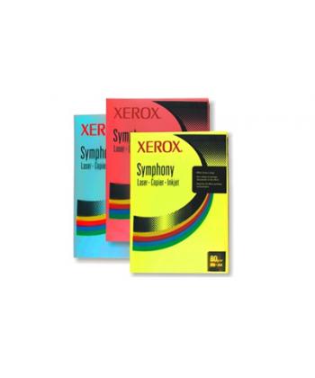 Carton color intensA4 Xerox Symphony, 250 coli/top, 160 g/mp