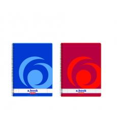 Caiet cu spira A5 Herlitz – 80 file