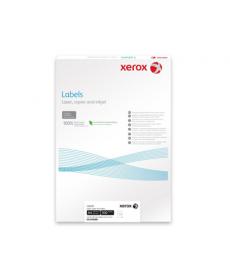 Etichete autoadezive XEROX A4 diverse dimensiuni - 100 coli/top