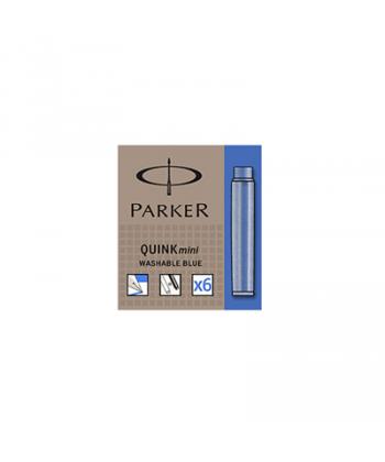 Patroane cernela scurte Parker 6 bucati/set