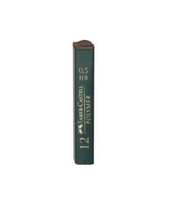 Mine creion mecanic 0,5 HB, 12 mine/etui