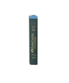 Mine creion mecanic 0,7 HB, 12 mine/etui