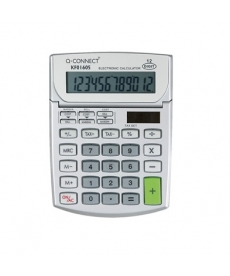 Calculator birou Q-Connect 01605 102x140mm 12 digit