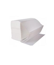 "Servetele albe in ""Z"" pentru dispenser, 2 straturi, 150/set"