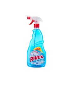 Detergent geam cu pulverizator Rivex 750ml