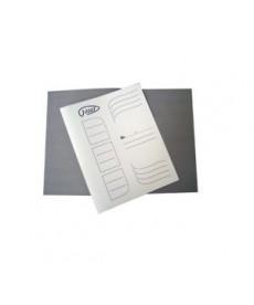 Dosar carton simplu A4 alb