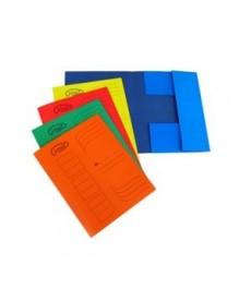 Dosar carton simplu A4 color