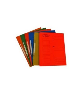 Dosar carton cu sina A4 color