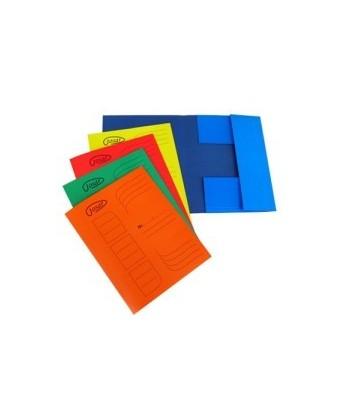 Dosar carton plic A4 color