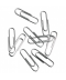 Agrafe metalice birou 28mm, 100 bucati/cutie