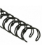 Inele metalice pentru indosariat - 100 buc/cutie