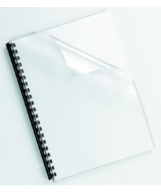 Coperti indosariat plastic transparent cistal A3, 200 microni, 100 bucati/set